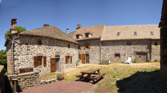 l'oliabou - gîte rural de Haute Auvergne